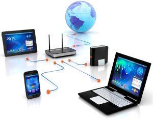 wireless netowrk installation